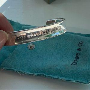 Tiffany and Co 925 Silver Cuff Bracelet